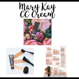 Mary Kay CC Cream (Deep)